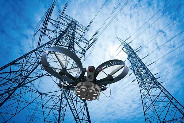 无人机机载环境监测系统